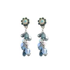 Michal Golan Blue Frost Sweet Tea Earrings