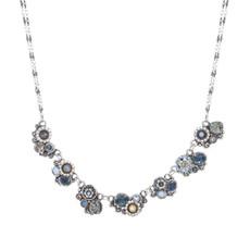 Michal Golan Blue Frost Garden Necklace