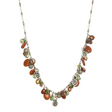 Michal Golan Lucky Charm Arcadia Collection Necklace