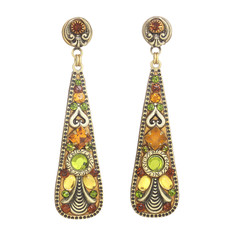 Michal Golan Arcadia Raindrop Earrings