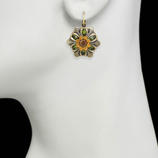 Michal Golan Arcadia Flower Field Earrings