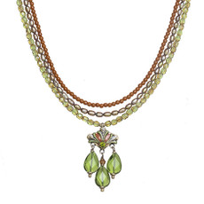 Michal Golan Arcadia Lucky Charm Necklace