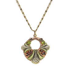 Michal Golan Arcadia Inner Circle Open Necklace