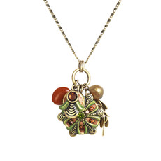Michal Golan Lucky Charm Arcadia Necklace