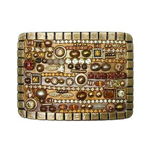 Michal Golan Mosaic Belt