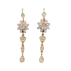 Michal Negrin Star Of The Day Earrings