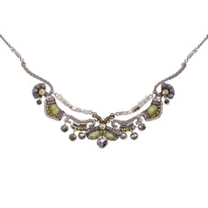 Ayala Bar Stand By Me Gray Sparkle Necklace