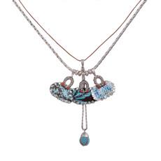 Ayala Bar Wishful Blue Space Necklace