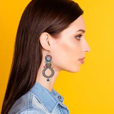 Ayala Bar Dance with Me Kaleidoscope Earrings