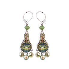 Ayala Bar Otherside Green Meadow Earrings