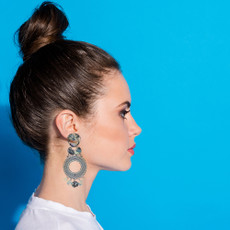 Ayala Bar I am Yours Romantic Night Earrings