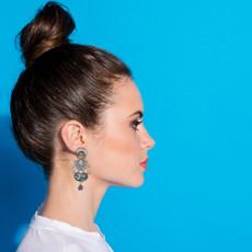 Ayala Bar Kiss Me Romantic Night Earrings