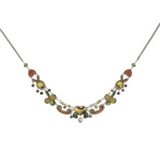Ayala Bar The Start Green Meadow Necklace
