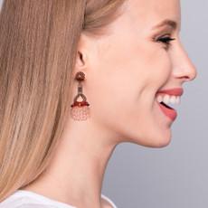 Ayala Bar Gold Core Signature Earrings