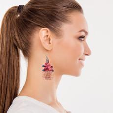 Ayala Bar Signature Gold Core Earrings