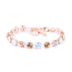 Mariana Must Have Everyday Bracelet in Peace Rose Gold