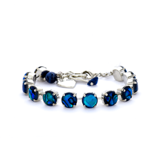 Mariana Lovable Round Bracelet in Blue Shell