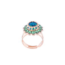 Mariana Must Have Rosette Ring in Chamomile