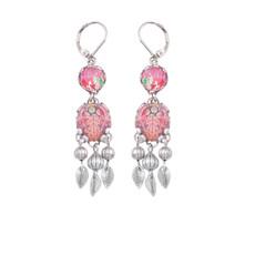 Ayala Bar Crimson Dreams French Wire Incarnation Earrings