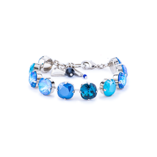 Mariana Cushion Cut Bracelet in Sleepytime