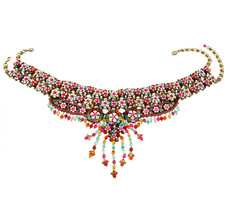 Michal Negrin Jewellery Choker - Multi Color