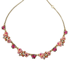 Michal Negrin Jewelry Necklace - 100-090880-053 - Multi Color