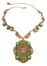 Michal Negrin Jewelry Necklace - 100-091130-104 - Multi Color