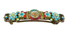 Michal Negrin Jewelry Hair Brooch - 100-091600-046 - Multi Color