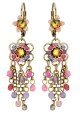 Michal Negrin Hook Earrings 100-100961-054 - Multi Color