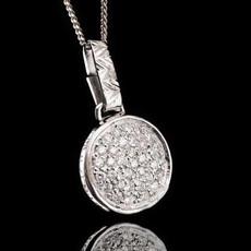 Treasure Diamond Kabbalah Pendant