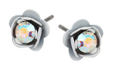 Michal Negrin Jewelry Silver Pierce Earrings - 110-035732-001 - Multi Color