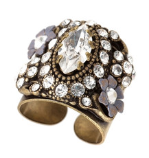 Michal Negrin Classic Rings - One Left