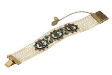 Michal Negrin Lace Bracelet - Multi Color