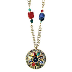 Michal Golan Jewelry - Round Chain Necklace