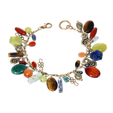 Michal Golan Jewelry Durango Tassels Bracelet