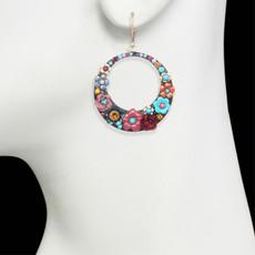 Michal Golan Jewelry Eden Hoop Wire Earring