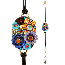 Michal Golan Jewelry Eden Oval Pendant Bracelet