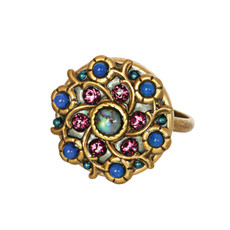 Michal Golan Jewelry Florence Small Round Ring