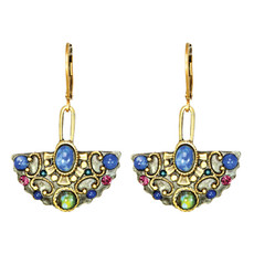 Michal Golan Jewelry Florence Fan Wire Earring