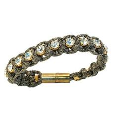 Anat Jewelry Ella Bracelet - Dark Silver