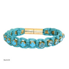 Anat Jewelry Ella Bracelet - Light Blue