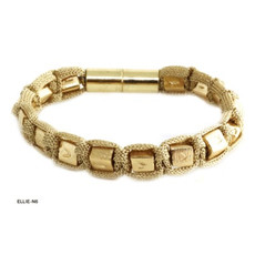 Anat Jewelry Ella Bracelet - Gold Silver