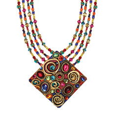 Confetti Necklace From Michal Golan