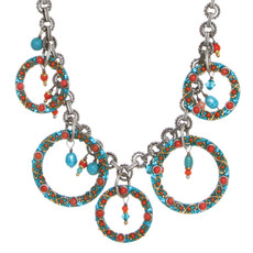 Michal Golan Jewellery Coral Sea Necklace