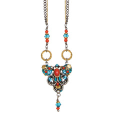 Michal Golan Coral Sea Necklace - N3122