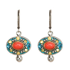 Michal Golan Coral Sea Earring