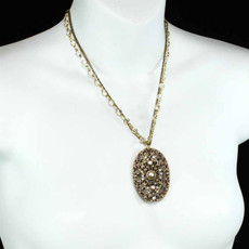 Michal Golan Jewelry Deco Necklace