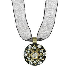 Michal Golan Deco Necklace