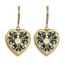 Michal Golan Art Deco Earrings