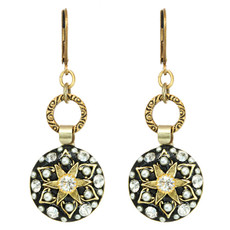 Michal Golan Jewelry Deco Earrings